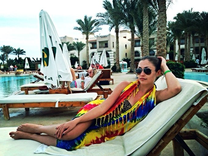 Rehana Royal Beach & Spa 5*, ноябрь 2013